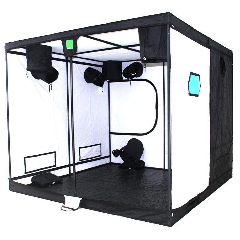 BudBox ProWhite TitanPlus – 240/240/200