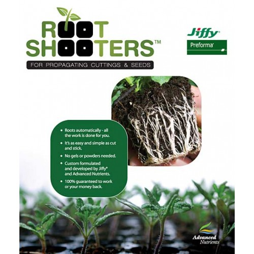 Tорфени блокчета за покълване – Root shooters
