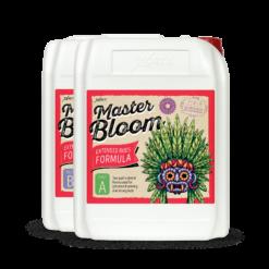 Master Bloom А+В е специално разработен, за да предостави на вашите растения идеалния набор от хранителни вещества за фазата на цъфтеж