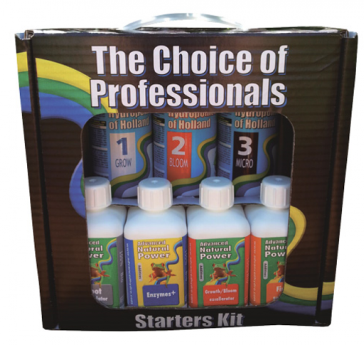AHH Starters Kit - Старт Пакет за Професионалисти