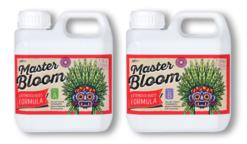 Master Bloom А+В е специално разработен за фазата на цъфтеж